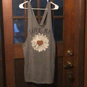 Sunflower Dress sz med swim cover up